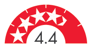 Rating 4.4