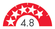 Rating 4.8
