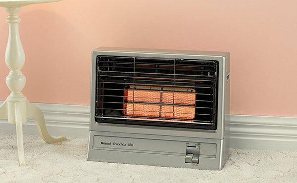 Econoheat 850 Radiant Convector