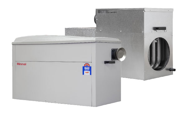SP5 Series Gas Ducted Heating System