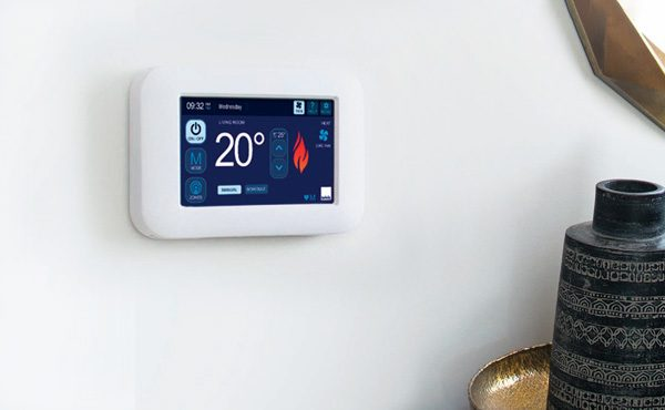 Heating and Cooling Controllers